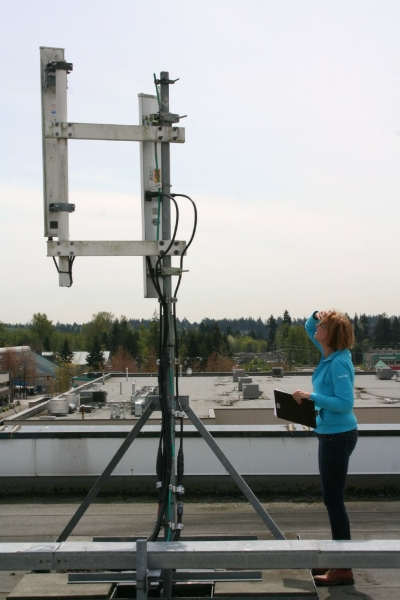 inspecting-rooftop-antenna