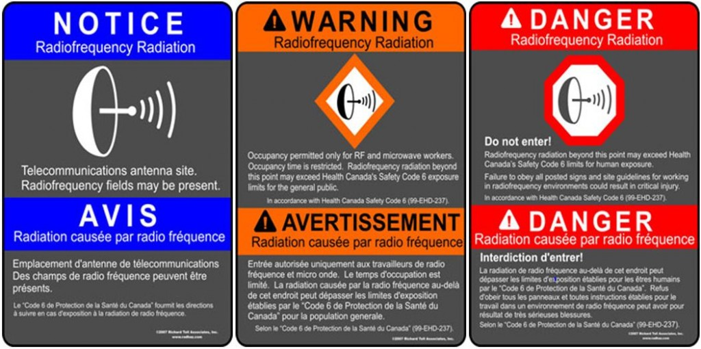 Safety Code 6 Antenna Management Corp